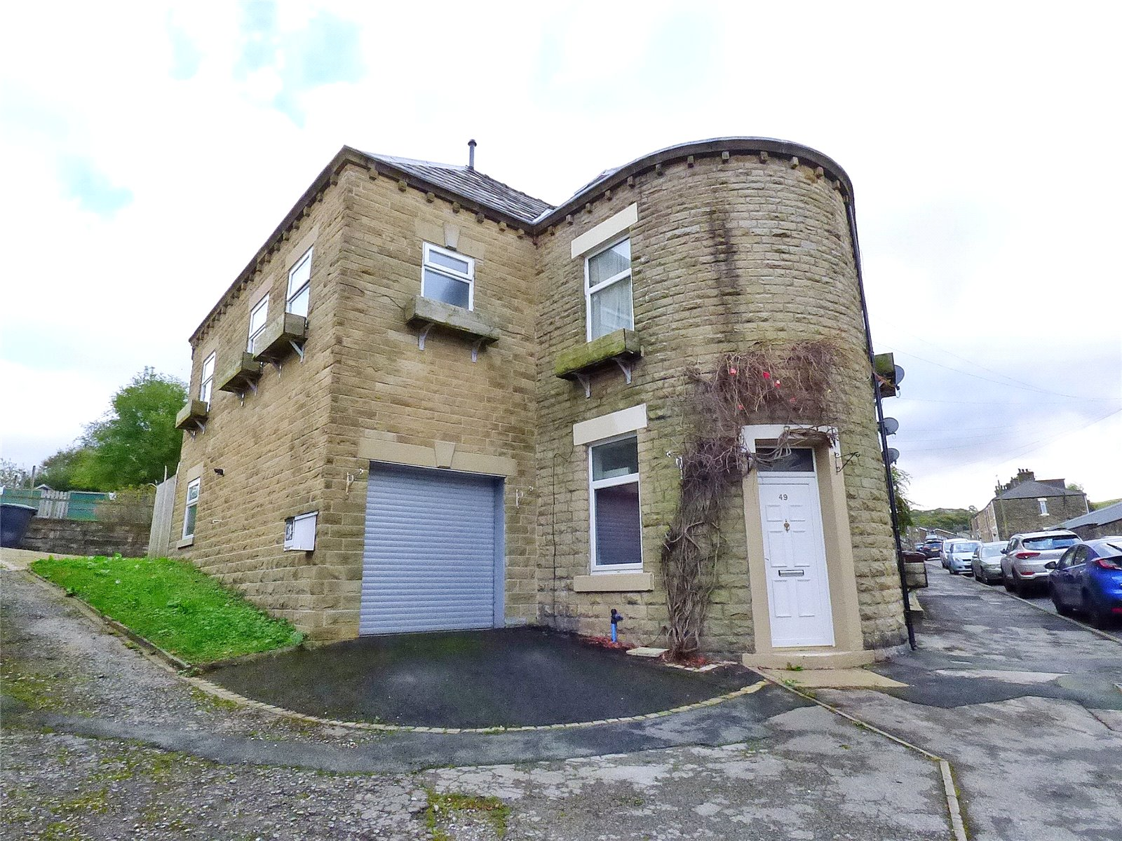 5 Bedrooms End Of Terrace House for sale in Platt Street, Padfield, Glossop, SK13