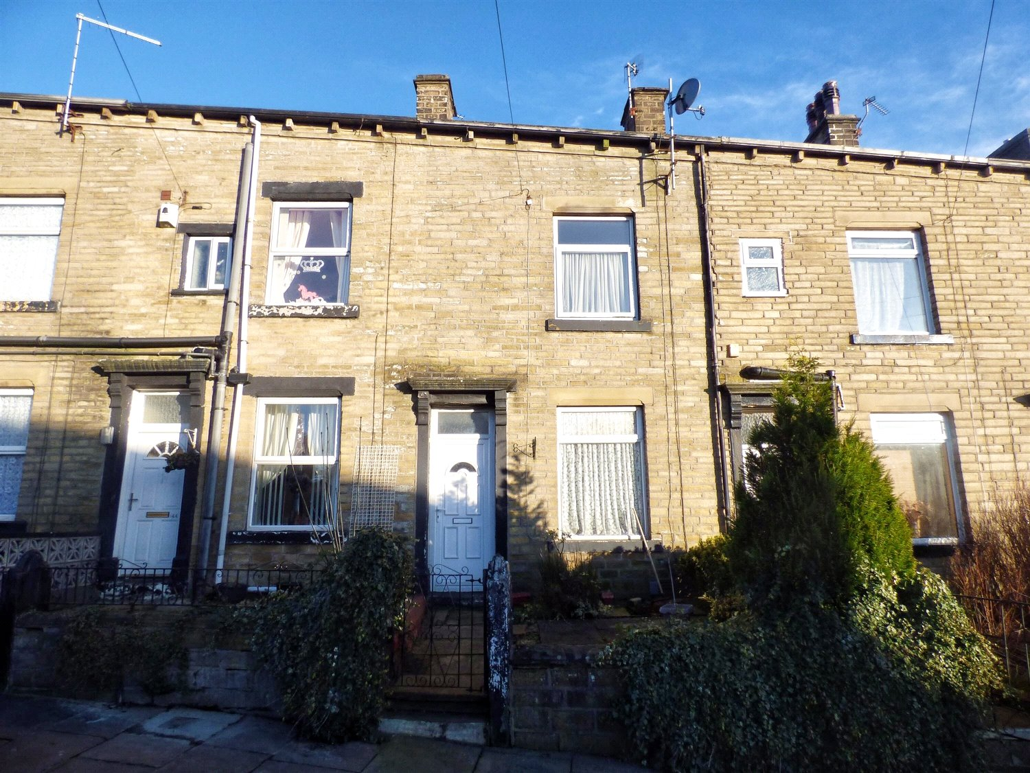3 Bedrooms Terraced House for sale in Stanley Road, King Cross, HALIFAX, West Yorkshire, HX1
