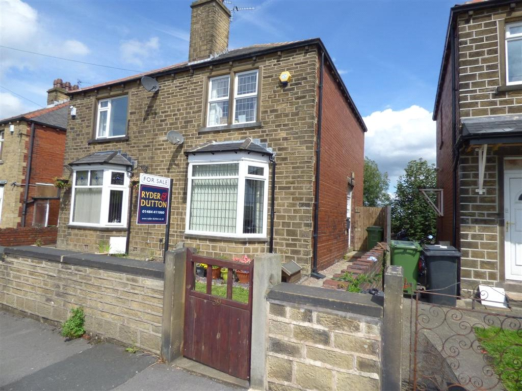 2 Bedrooms Semi Detached House for sale in Nabcroft Lane, Huddersfield, West Yorkshire, HD4