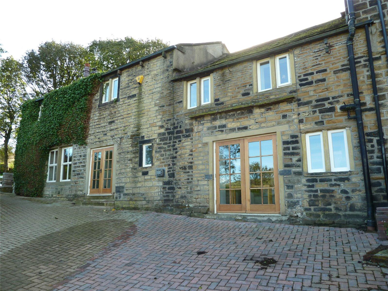 2 Bedrooms Terraced House for sale in Old Bank Bottom, Marsden, Huddersfield, HD7