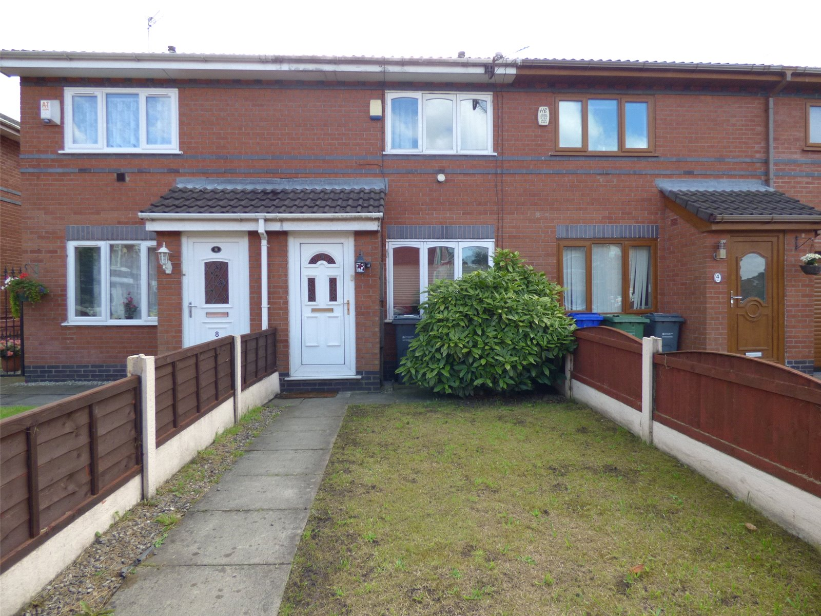 2 Bedrooms Terraced House for sale in Zeta Street, Moston, Manchester, M9