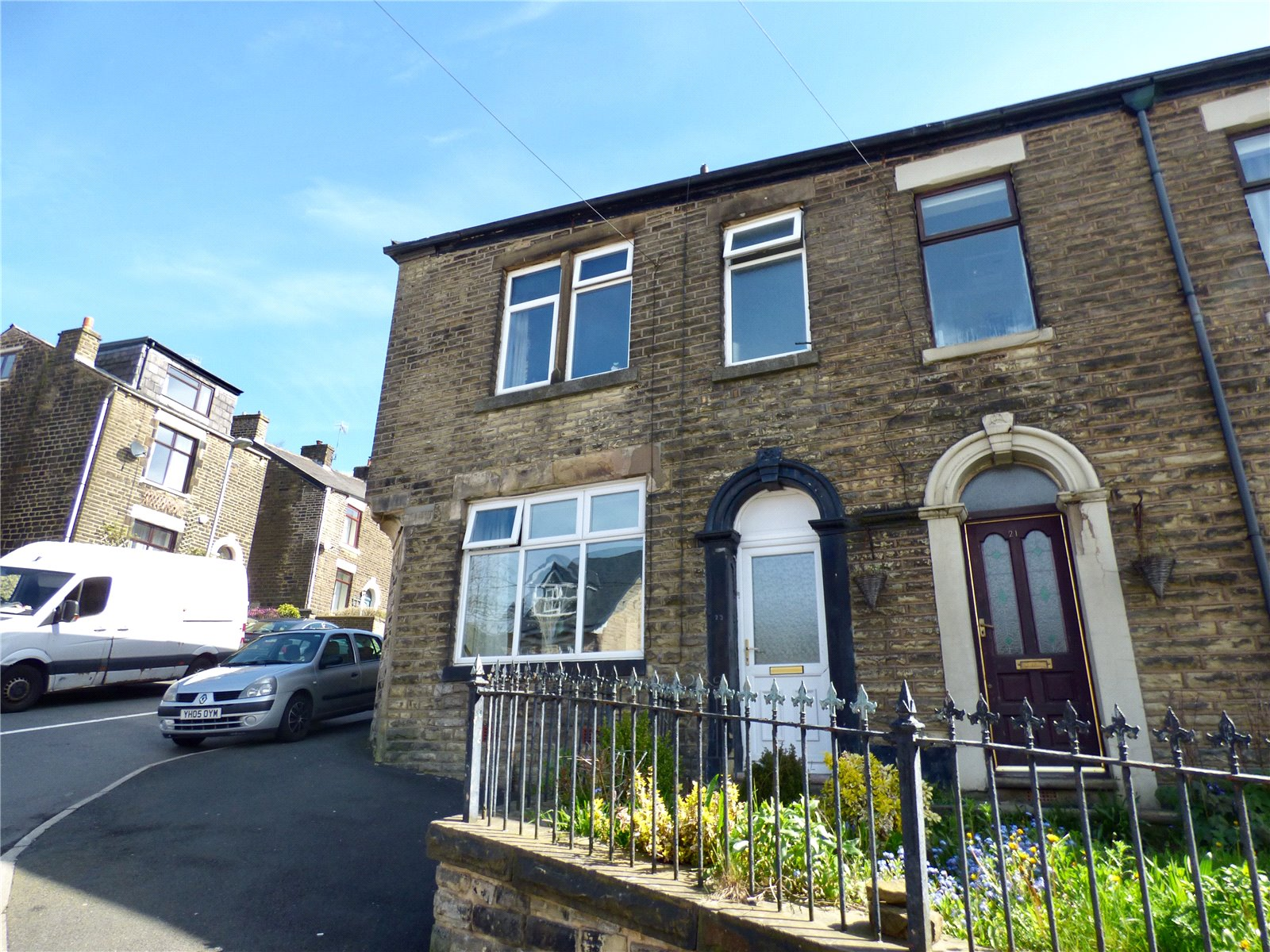 3 Bedrooms End Of Terrace House for sale in Lees Road, Mossley, Ashton-under-Lyne, Greater Manchester, OL5
