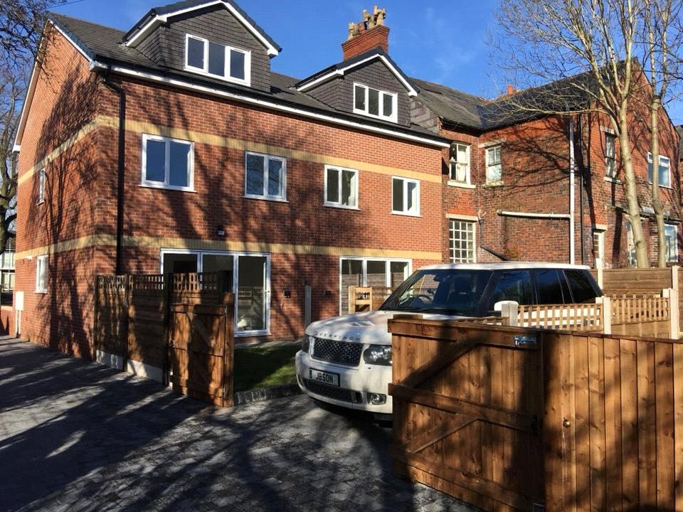 4 Bedrooms Semi Detached House for sale in Plot 1 Belgrave Road, 58B Belgrave Road, Moston, Manchester, M40
