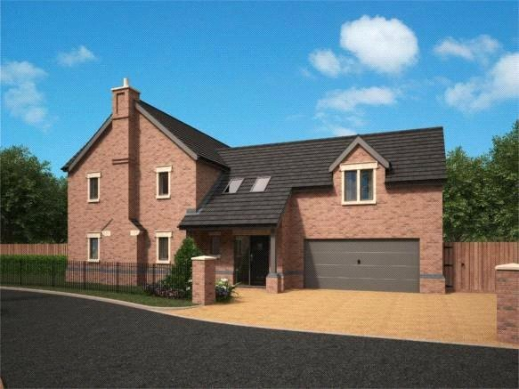 5 Bedrooms Detached House for sale in Plot 2 Flaxmoss Gardens, Helmshore Road, Haslingden, Rossendale, BB4