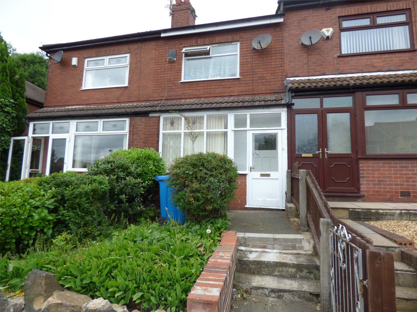 2 Bedrooms Terraced House for sale in Block Lane, Chadderton, Oldham, OL9