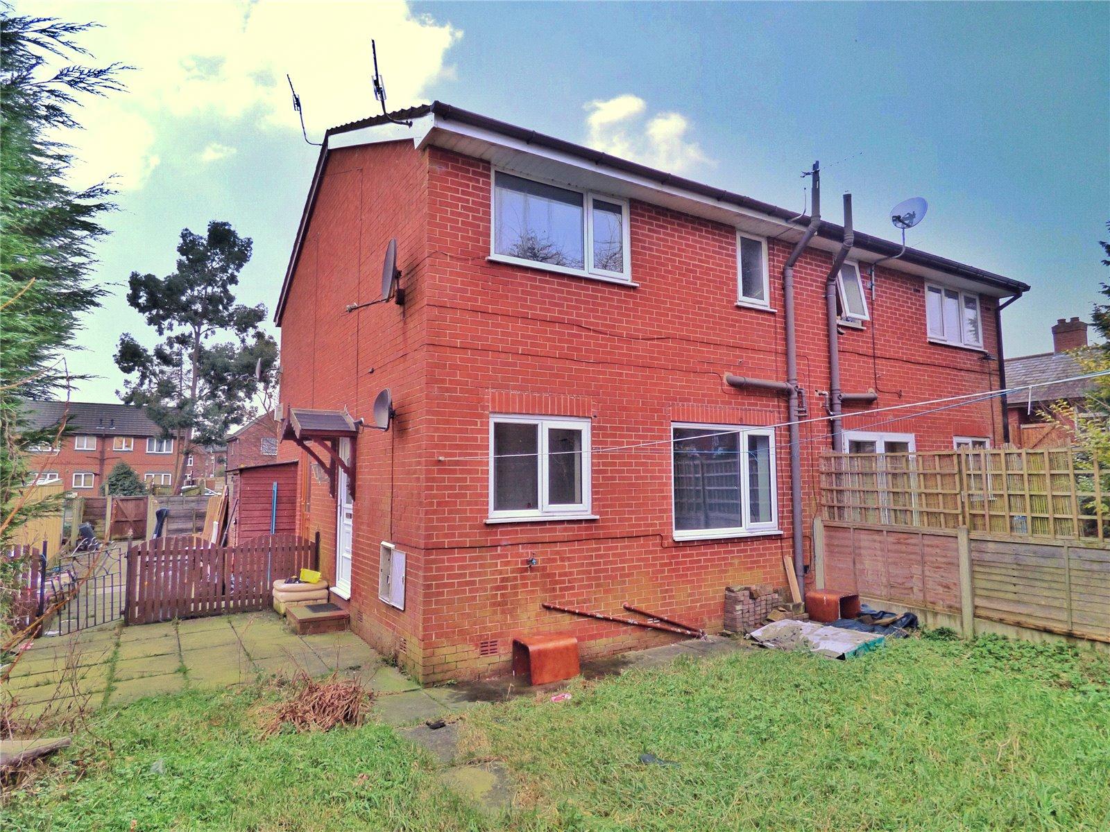1 Bedroom Maisonette Flat for sale in Freshwinds Court, Oldham, OL4