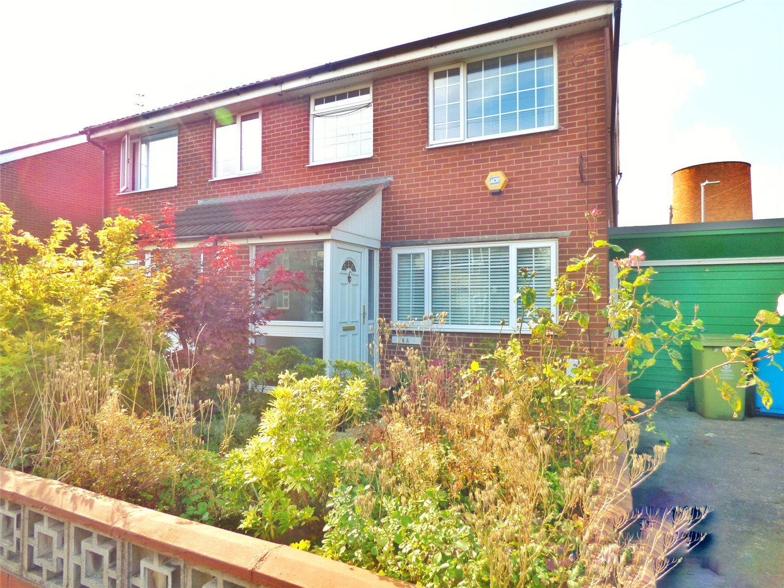 3 Bedrooms Semi Detached House for sale in Grampian Close, Chadderton, Oldham, Greater Manchester, OL9
