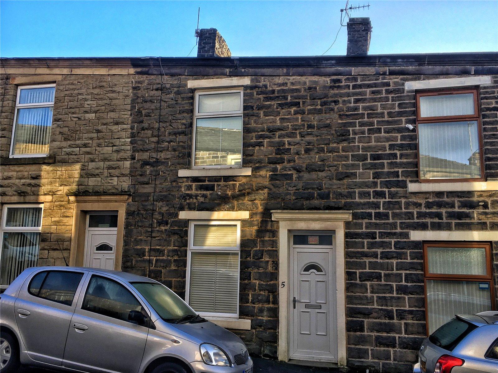 2 Bedrooms Terraced House for sale in Hope Street, Haslingden, Rossendale, Lancashire, BB4