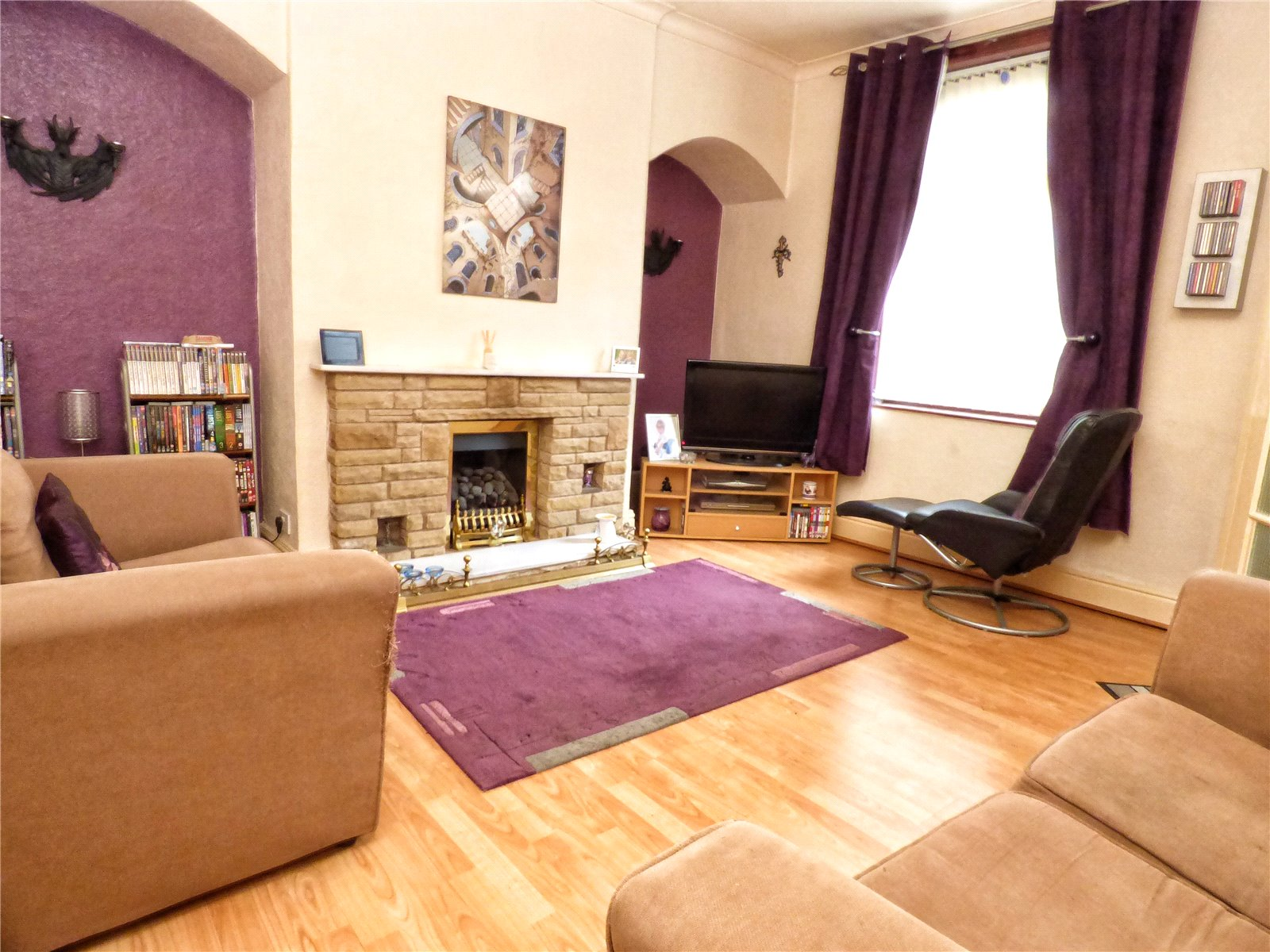 2 Bedrooms Terraced House for sale in Rathbone Street, Rochdale, Lancashire, OL16