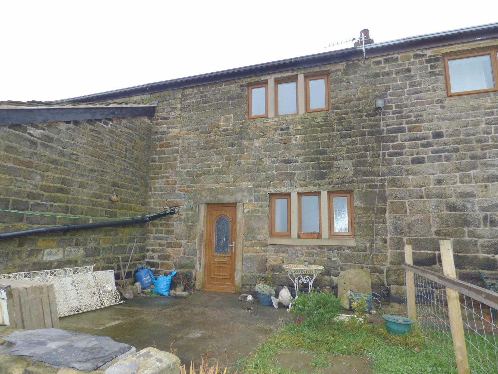 1 Bedroom Terraced House for sale in The Cottage And Barn, Norden, Rochdale, Lancashire, OL12