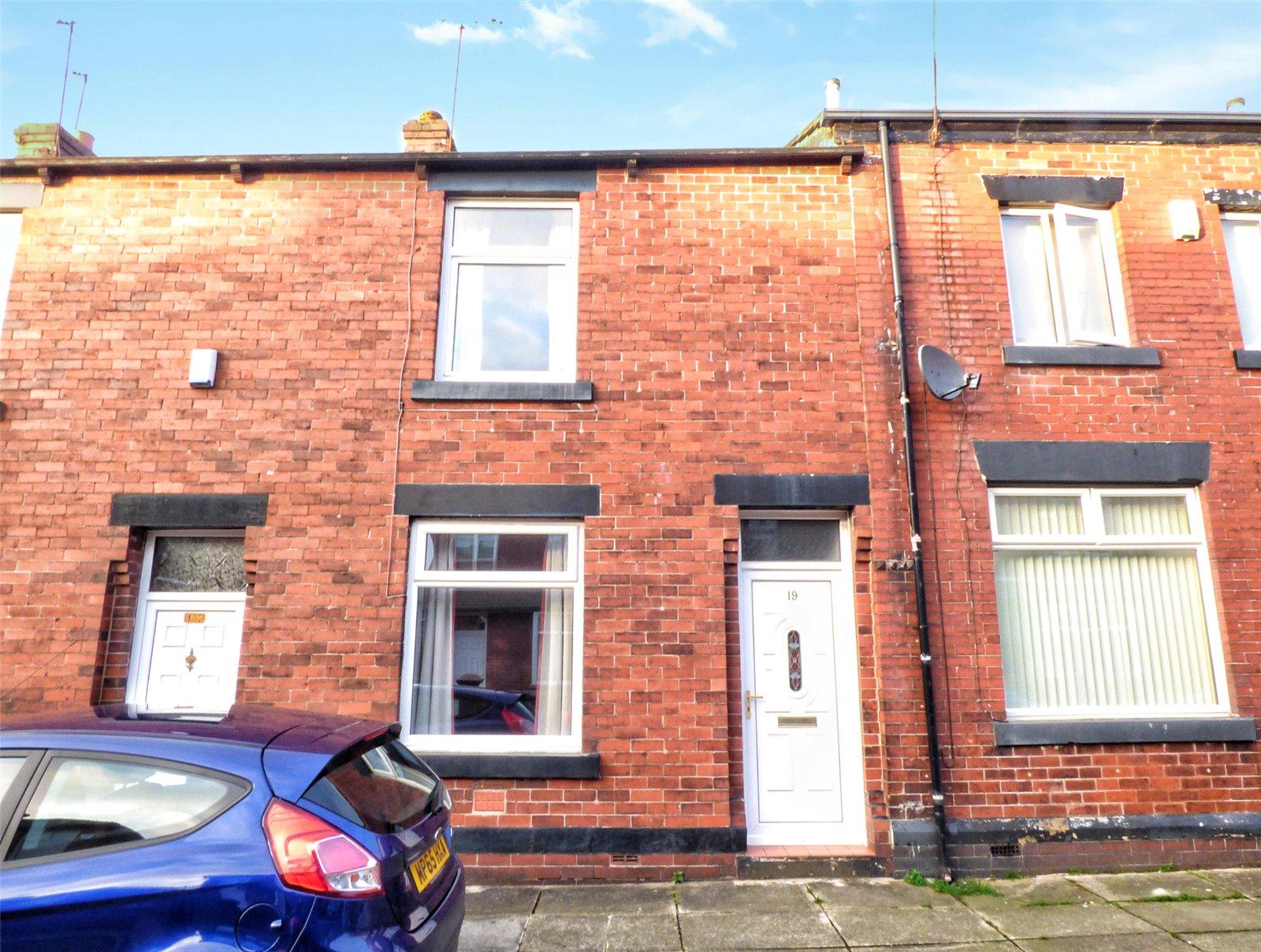 2 Bedrooms Terraced House for sale in Belvoir Street, Meanwood, Rochdale, OL12