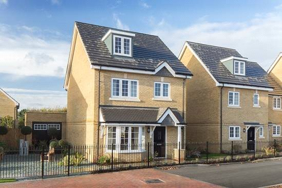 4 Bedrooms House for sale in The Grassmere, Bagshot Road, Knaphill, Woking, GU212RN