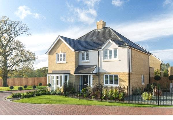 5 Bedrooms Detached House for sale in The Esher, Bagshot Road, Knaphill, Surrey, GU21