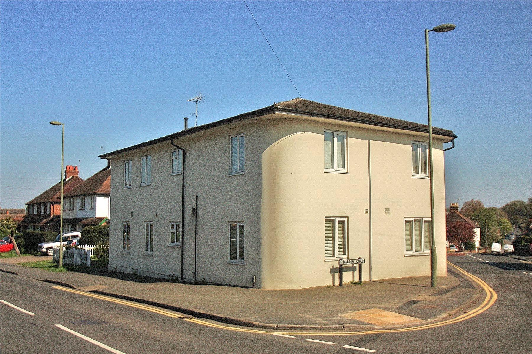 1 Bedroom Apartment Flat for sale in Barnby Road, Knaphill, Woking, Surrey, GU21