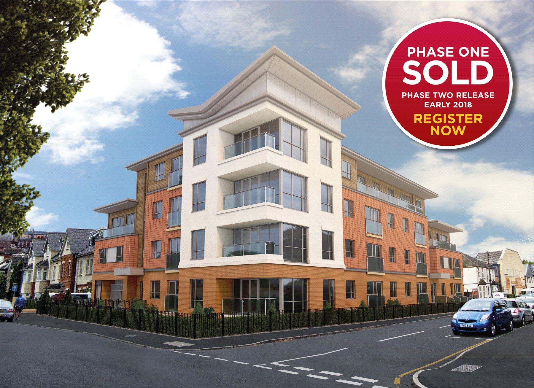 2 Bedrooms Apartment Flat for sale in Maybury Road, Woking, Surrey, GU21
