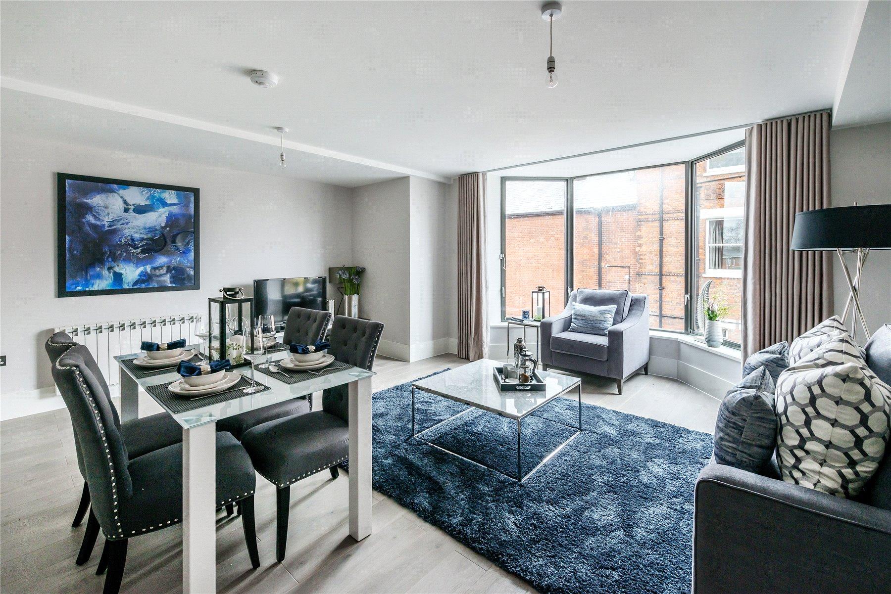 1 Bedroom Apartment Flat for sale in Chantrey Court, Minorca Road, Weybridge, Surrey, KT13