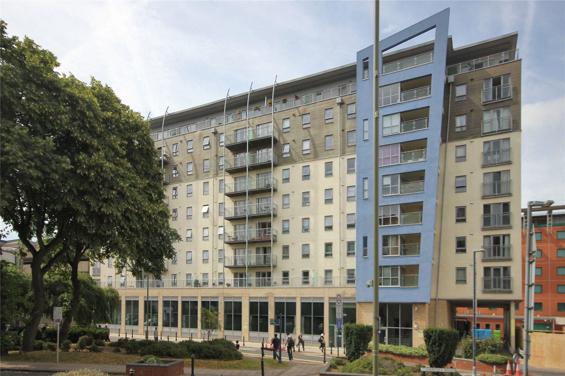 1 Bedroom Apartment Flat for sale in Enterprise Place, 175 Church Street East, Woking, Surrey, GU21