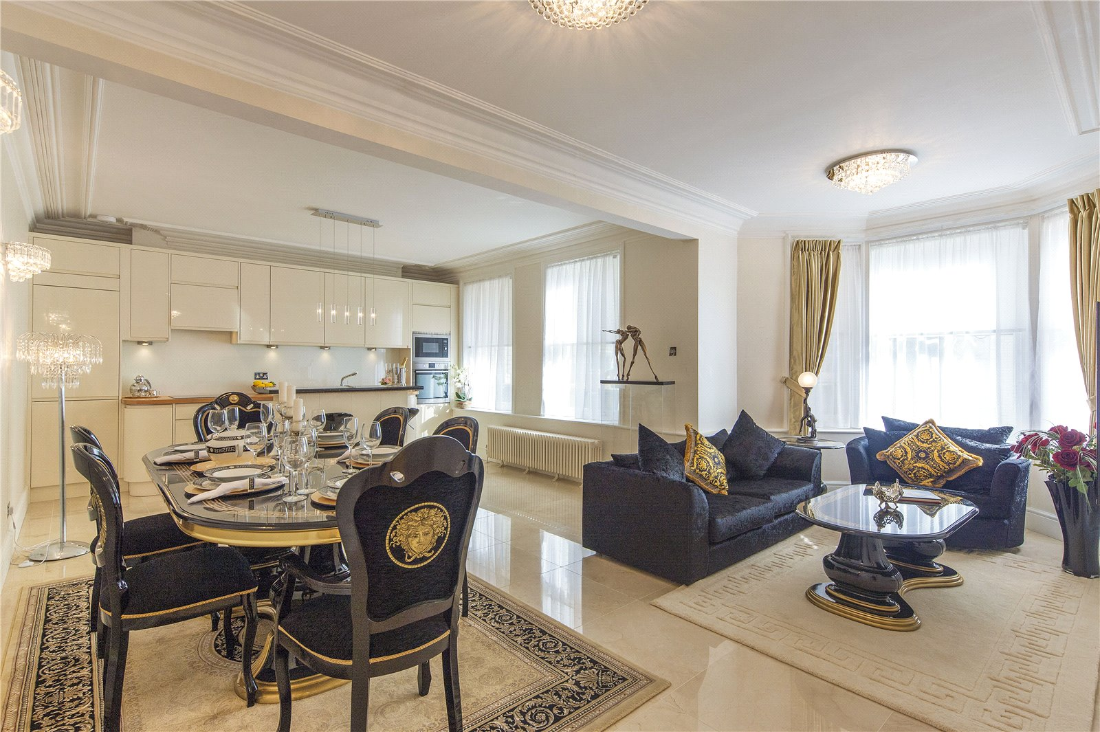 Apartment for Sale at Park Mansions, Knightsbridge, London, SW1X Park Mansions, Knightsbridge, London, SW1X