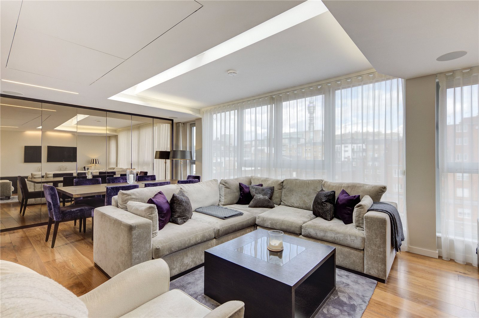 Apartment for Sale at Harmont House, Harley Street, Marylebone, London, W1G Harmont House, Harley Street, Marylebone, London, W1G