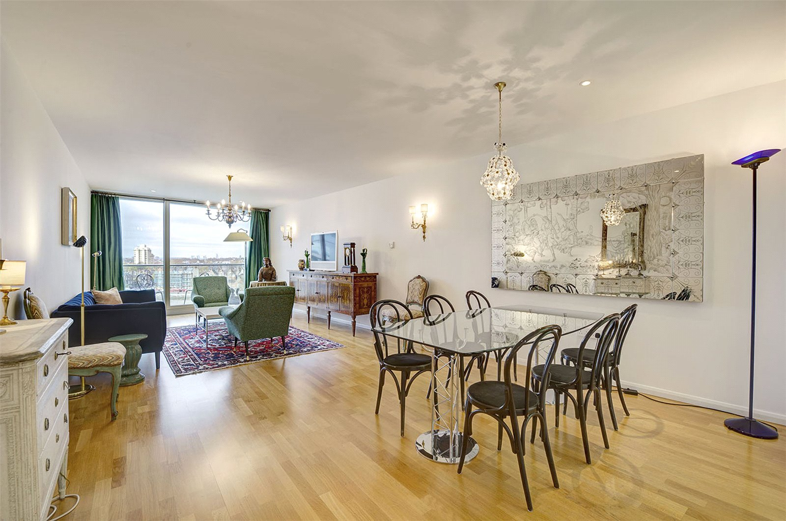 Apartment for Rent at Albion Riverside, Battersea, London, SW11 Albion Riverside, Battersea, London, SW11