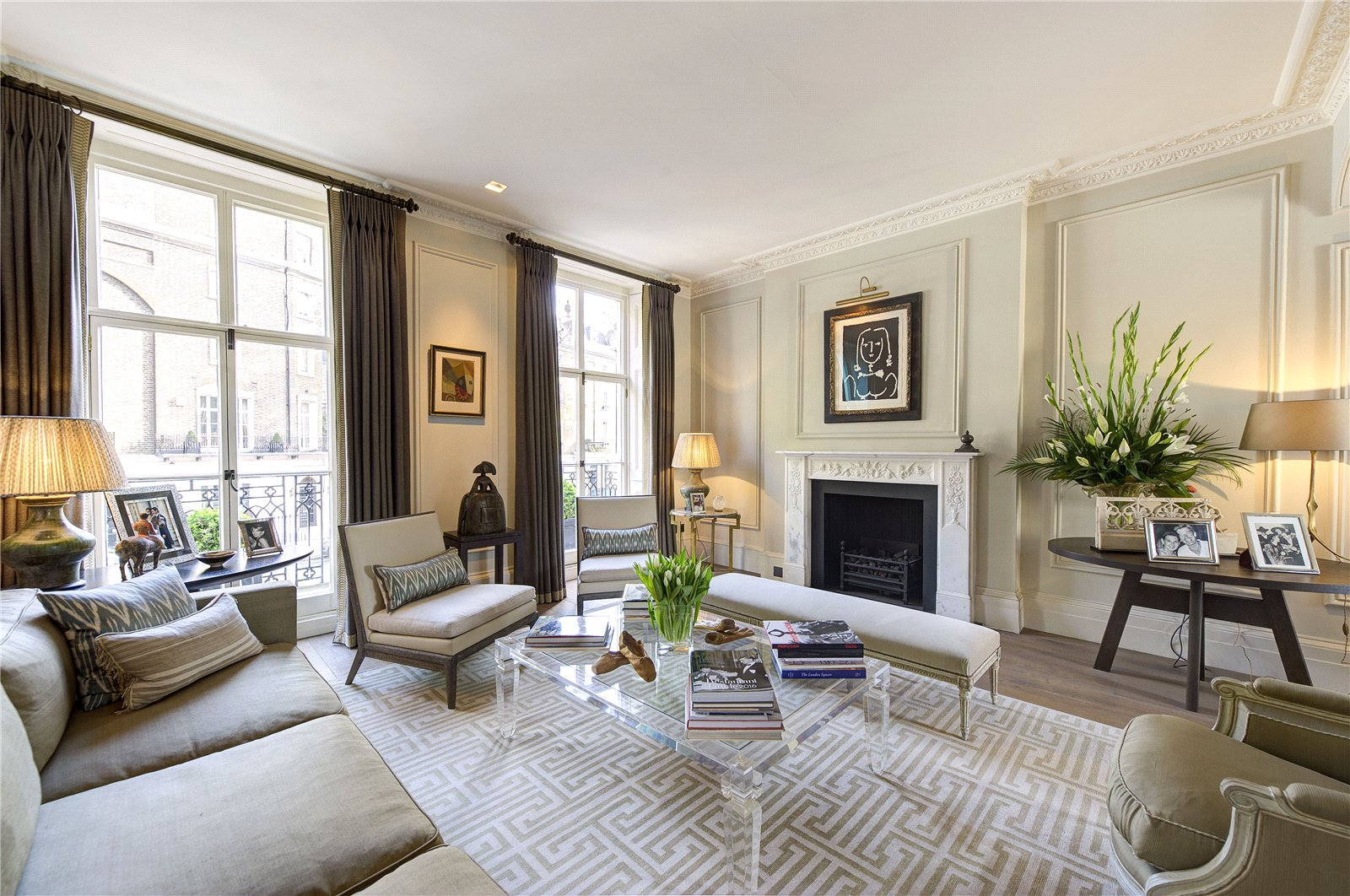 Single Family Home for Sale at Wilton Place, Knightsbridge, London, SW1X Wilton Place, Knightsbridge, London, SW1X