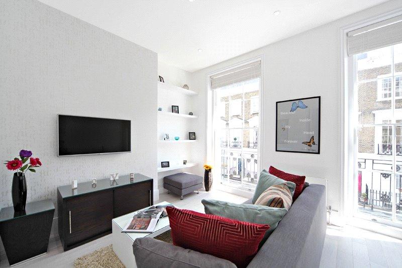 Apartments / Flats for Rent at Moreton Terrace, Pimlico, London, SW1V Moreton Terrace, Pimlico, London, SW1V