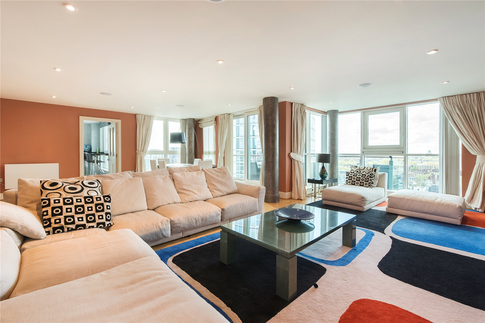 Apartment for Sale at St. George Wharf, Vauxhall, London, SW8 St. George Wharf, Vauxhall, London, SW8