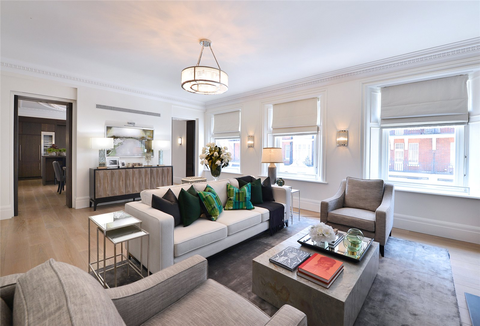 Apartment for Rent at Duke Street, Mayfair, London, W1K Duke Street, Mayfair, London, W1K