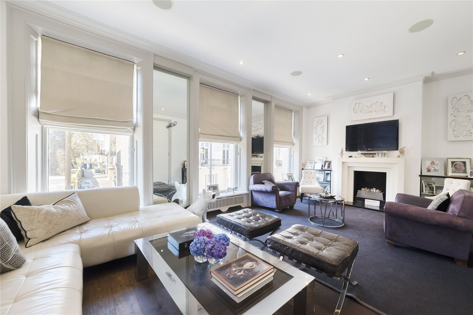 House for Sale at Chester Row, Belgravia, London, SW1W Chester Row, Belgravia, London, SW1W