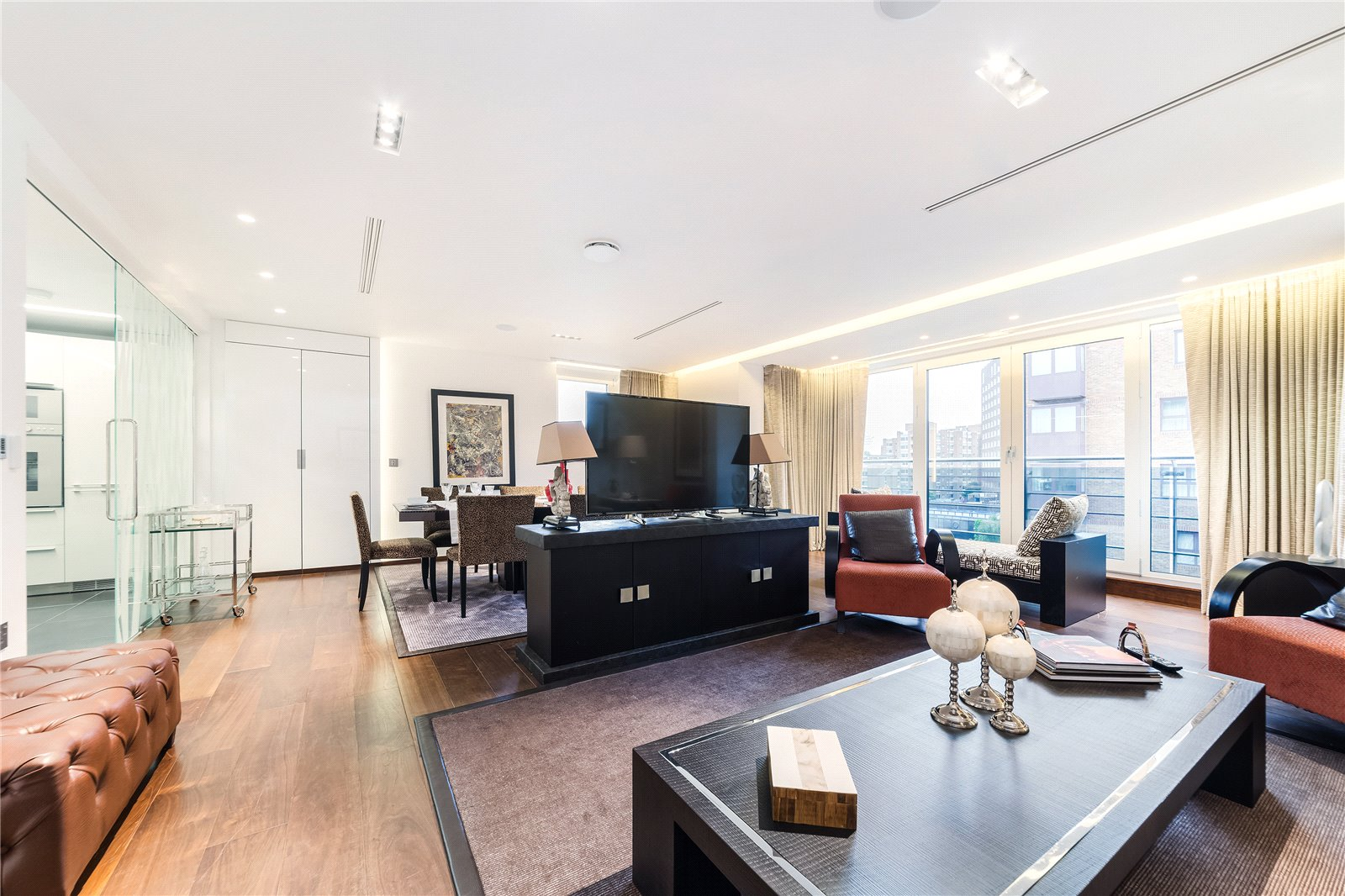 Apartment for Rent at Park Road, St John's Wood, London, NW8 Park Road, St John's Wood, London, NW8
