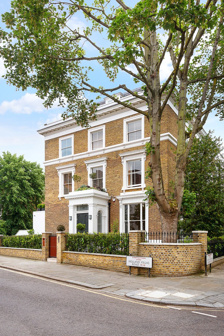 House for Sale at Holland Villas Road, Holland Park, London, W14 Holland Villas Road, Holland Park, London, W14