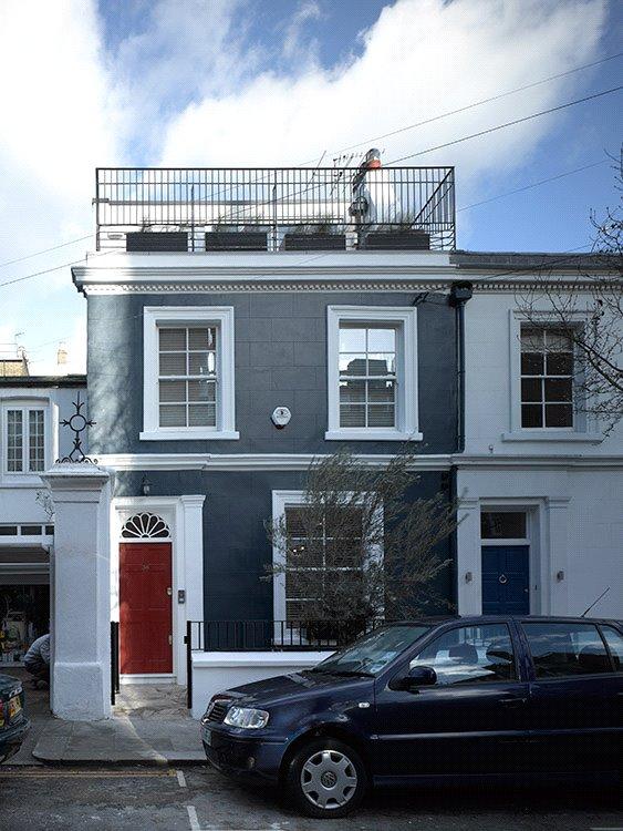 House for Sale at Portobello Road, Notting Hill, London, W11 Portobello Road, Notting Hill, London, W11