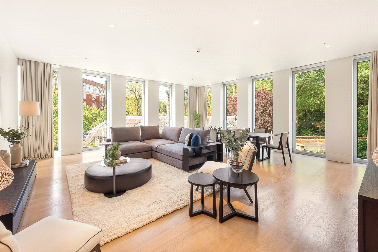 Apartment for Rent at Hollandgreen Place, Holland Park, London, W8 Hollandgreen Place, Holland Park, London, W8