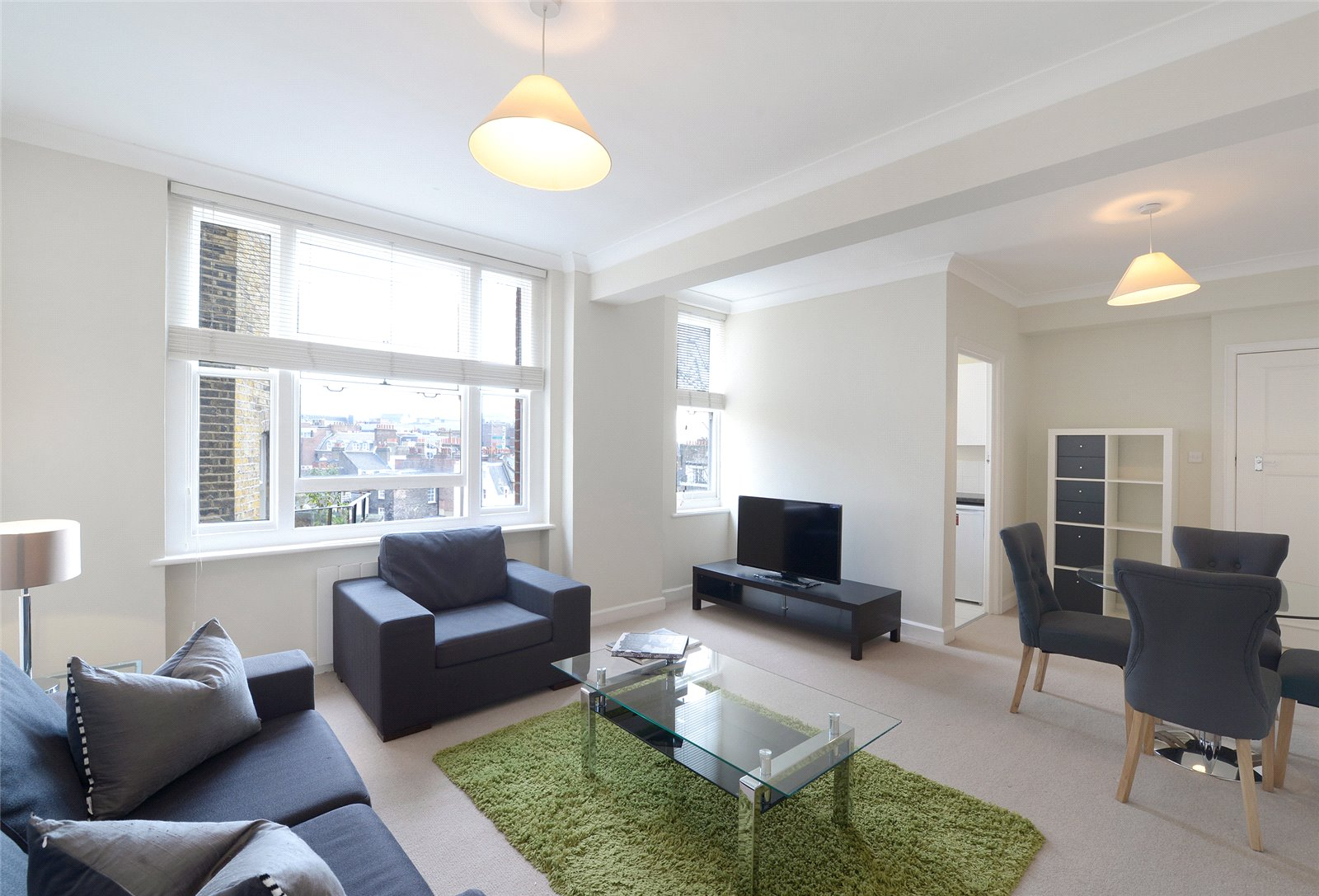 Apartment for Rent at Hill Street, Mayfair, London, W1J Hill Street, Mayfair, London, W1J