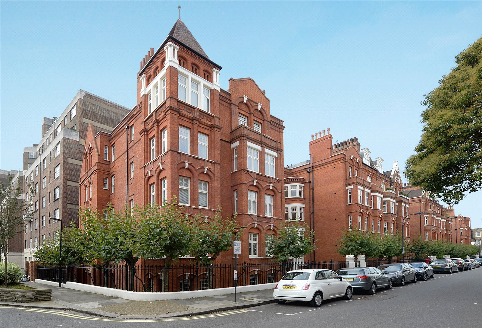 Apartment for Rent at Hamlet Gardens, Chiswick, London, W6 Hamlet Gardens, Chiswick, London, W6