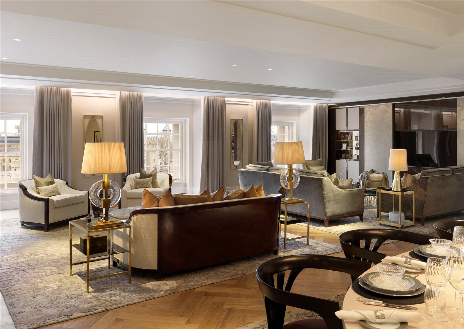Apartment for Rent at Trinity Square, Tower Hill, London, EC3N Trinity Square, Tower Hill, London, EC3N