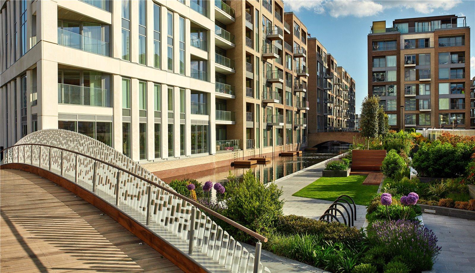 1 Bedroom Apartments For Sale Chelsea Creek Chelsea London Sw6