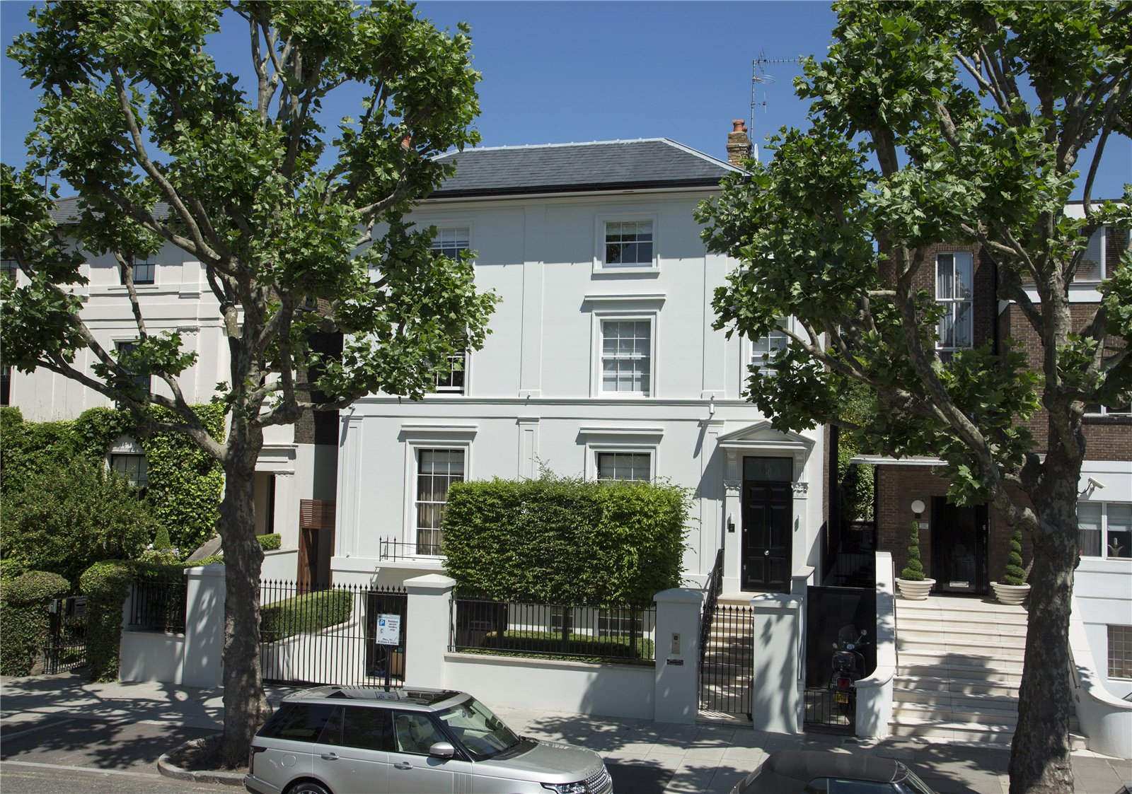 Detached House for Sale at Hamilton Terrace, St John's Wood, London, NW8 Hamilton Terrace, St John's Wood, London, NW8