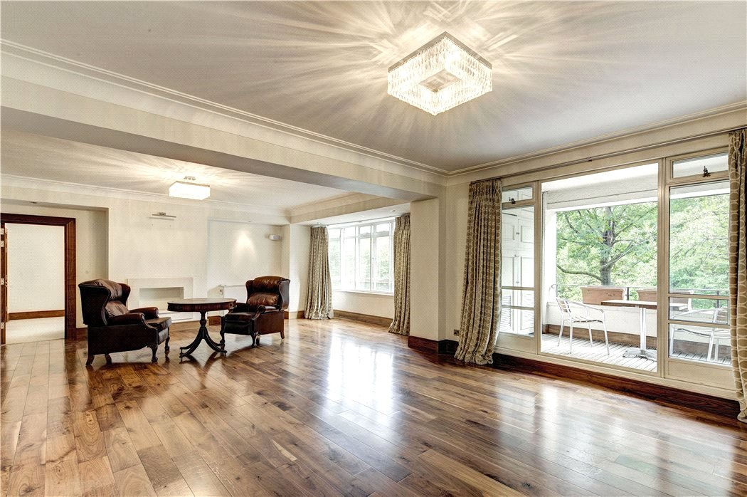 Apartment for Sale at Prince Albert Road, St John's Wood, London, NW8 Prince Albert Road, St John's Wood, London, NW8