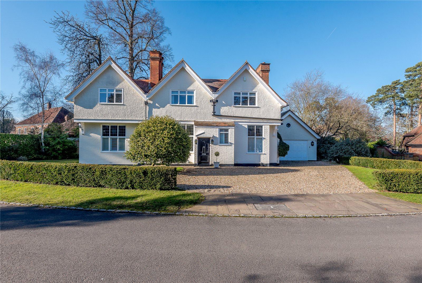 Villa per Vendita alle ore Woodcote Place, Ascot, Berkshire, SL5 Ascot, Inghilterra