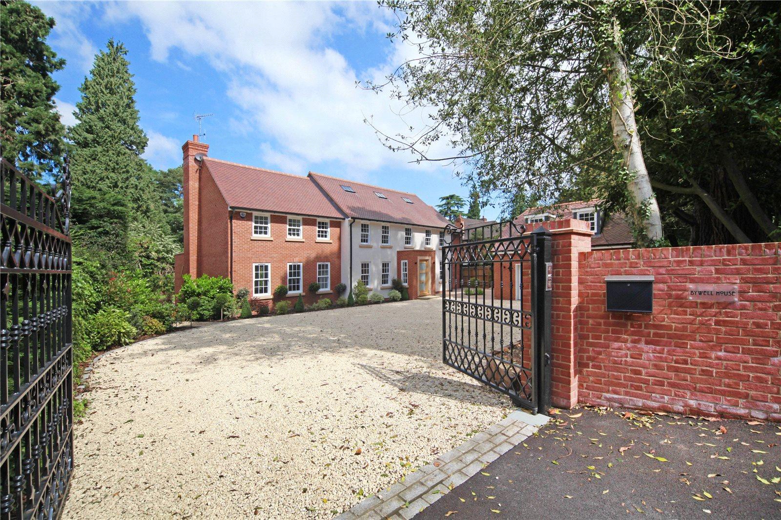Villa per Vendita alle ore St. Marys Hill, Ascot, Berkshire, SL5 Ascot, Inghilterra