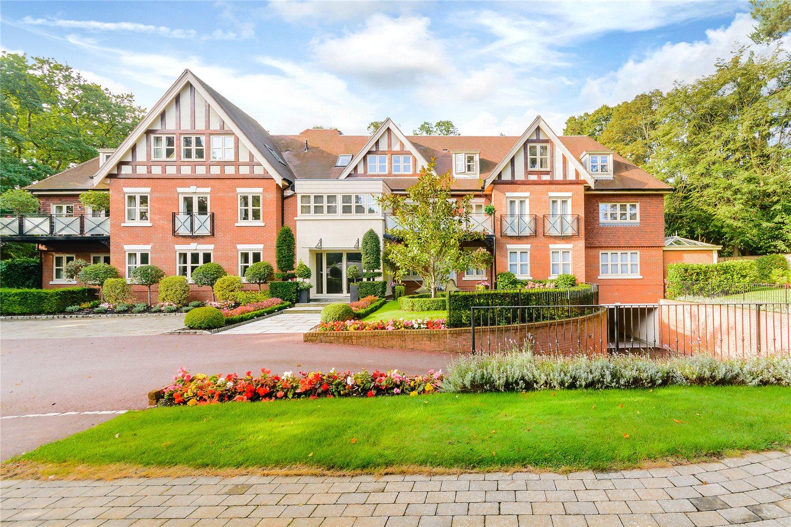 διαμερίσματα για την Πώληση στο Brockenhurst House, Brockenhurst Road, Ascot, Berkshire, SL5 Ascot, Αγγλια