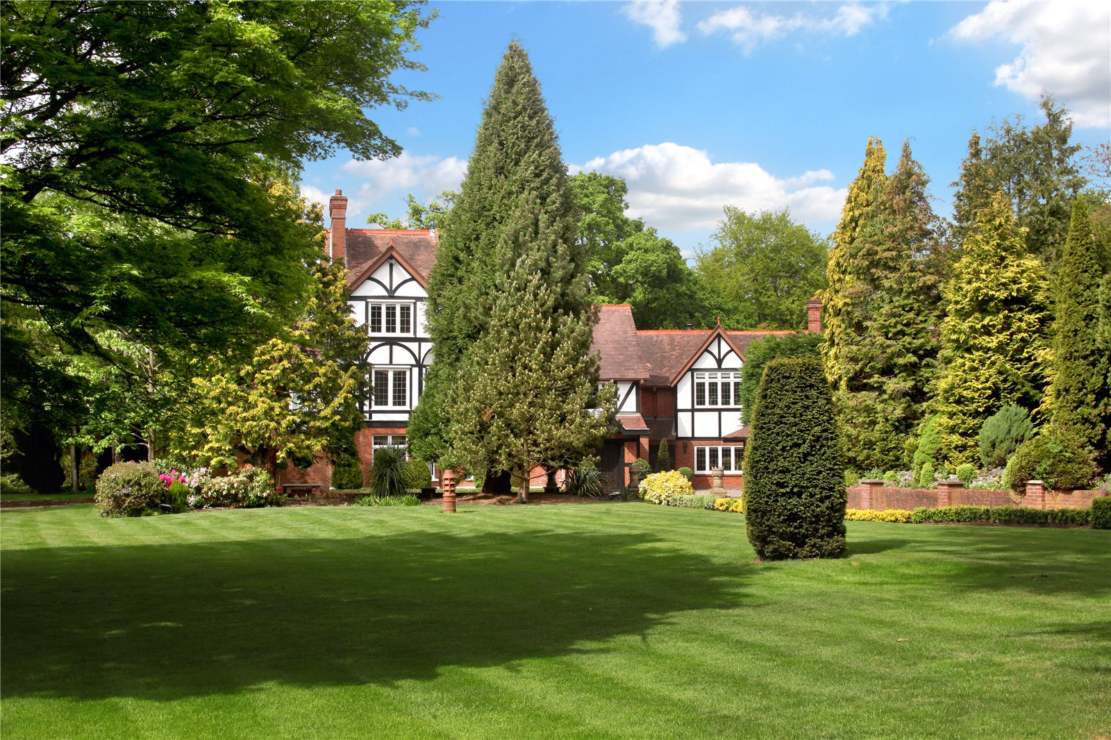 Single Family Home For Sale At Bishopsgate Road, Englefield Green, Egham,  Surrey,