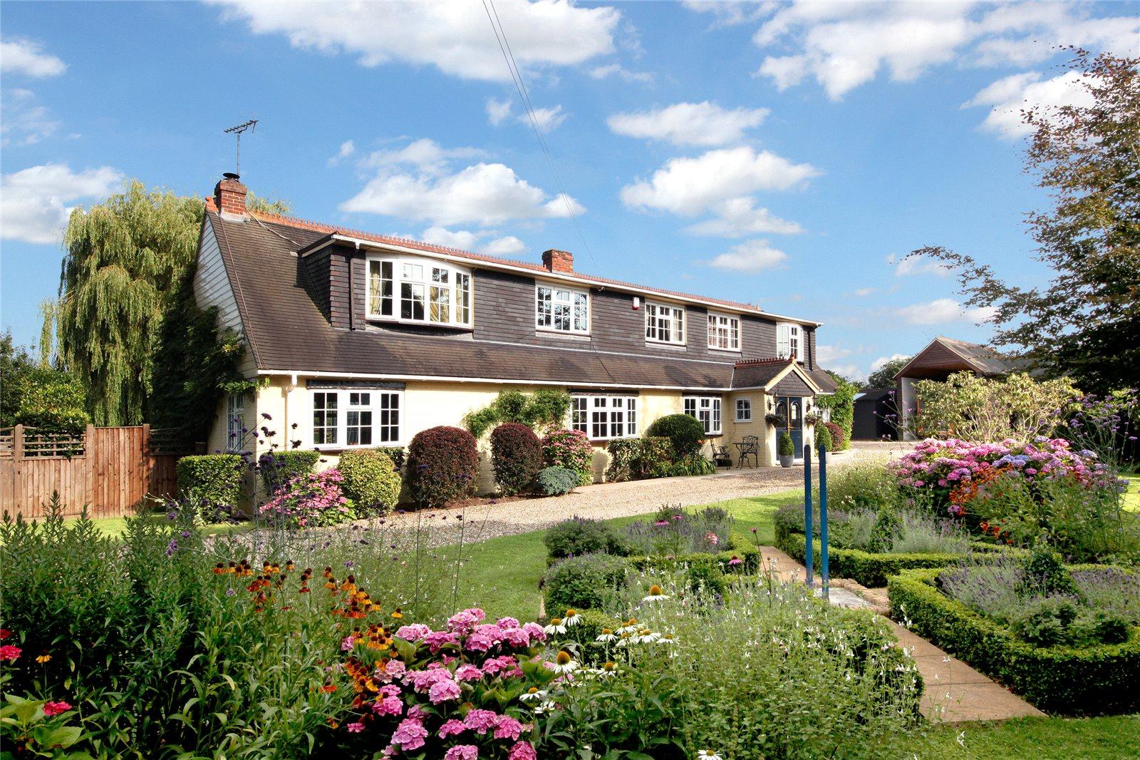 단독 가정 주택 용 매매 에 Gibbins Lane, Warfield, Berkshire, RG42 Berkshire, 영국