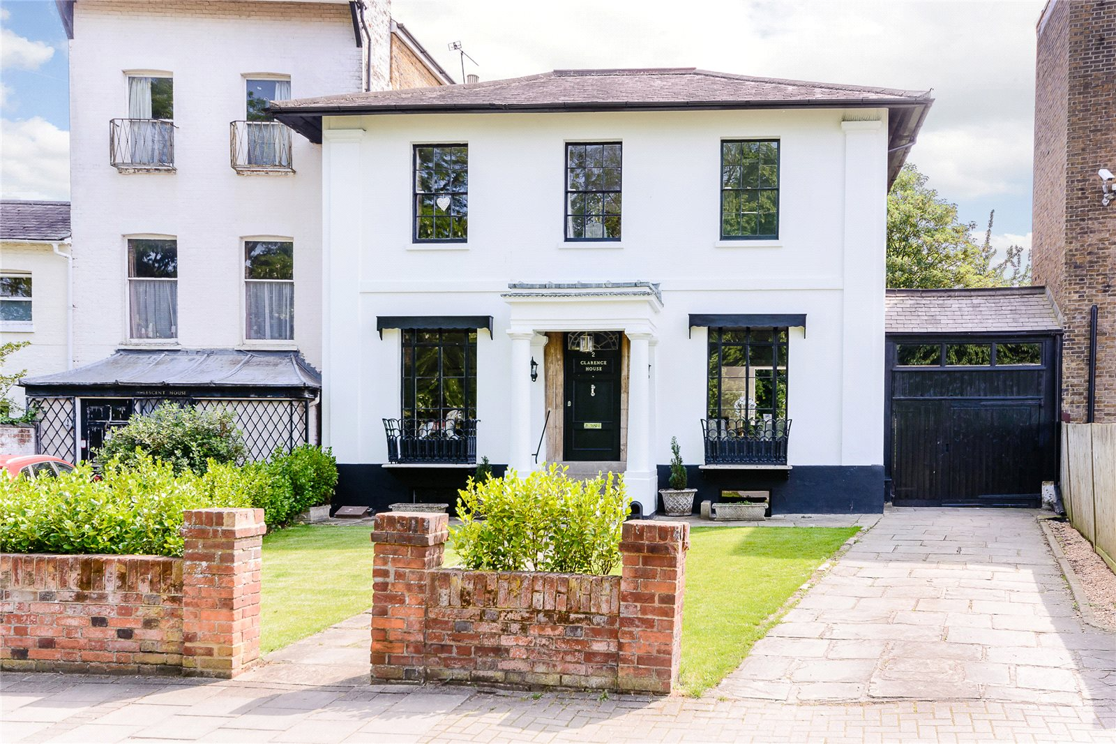 Single Family Home for Sale at Clarence Crescent, Windsor, Berkshire, SL4 Windsor, England