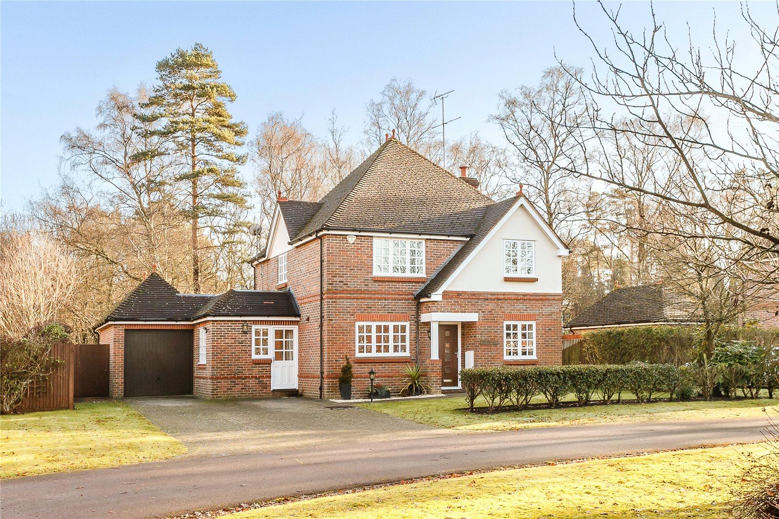 Villa per Vendita alle ore Kings Ride, Ascot, Berkshire, SL5 Ascot, Inghilterra