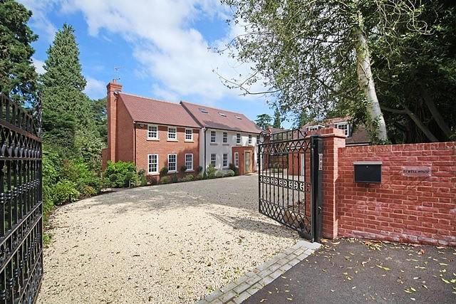 Maison unifamiliale pour l à louer à St. Marys Hill, Ascot, Berkshire, SL5 Ascot, Angleterre