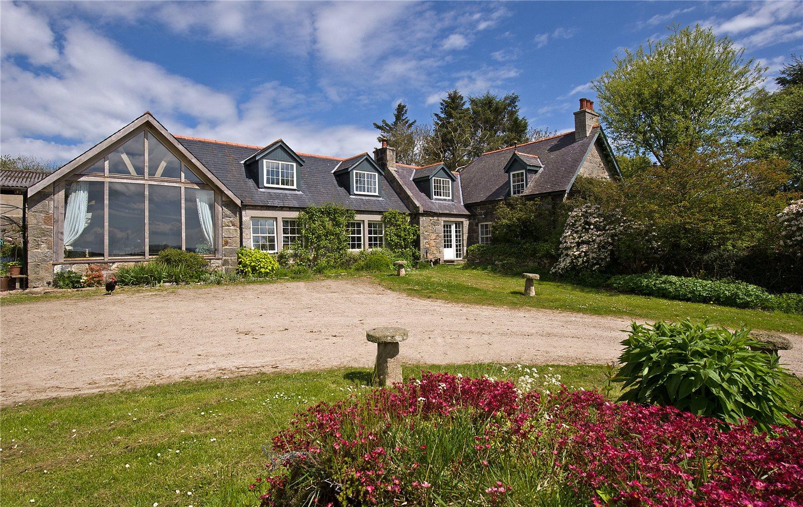 농장 / 목장 / 농장 용 매매 에 Whitehills Farm, Monymusk, Inverurie, Aberdeenshire, AB51 Aberdeenshire, Scotland