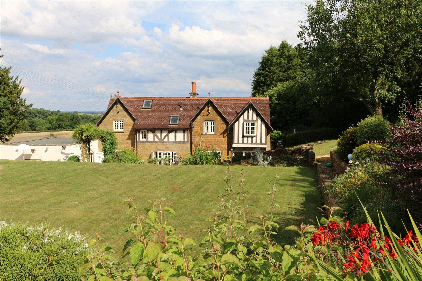 Частный дом для того Продажа на Avon Dassett, Warwickshire, CV47 Avon Dassett, Англия