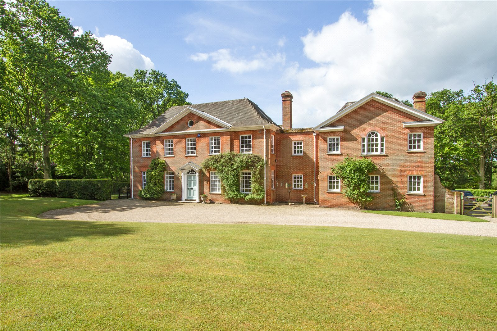 Maison unifamiliale pour l Vente à Kiln Lane, Farley Hill, Reading, Berkshire, RG7 Reading, Angleterre